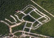 Terrenos multifamiliares en venta aldea premium en tulum quintana roo 1611 m2