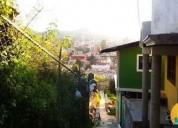 Venta de terreno en real del monte hgo 190 m2
