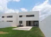 Residencia en area conkal 3 dormitorios 341 m2