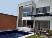 casa minimalista en venta nueva al sur de cuernavaca 4 dormitorios 219 m2