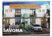 Casa savona 3 dormitorios 108 m2