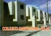 Casas en venta conjunto habitacional atlax en apizaco