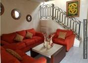 casa 3 recamaras en francisco de montejo 3 dormitorios 8 m2