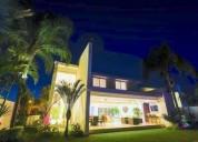 Venta de padrisima casa en paraiso country club morelos clave 2578 4 dormitorios 600 m2