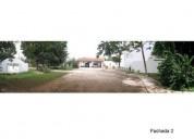 Hermosa casa tipo quinta en chuburna 3 dormitorios 4000 m2