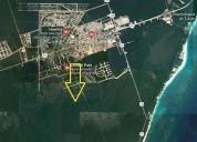terreno en venta region 8 de tulum quintana roo 1250 m2