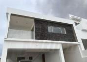 Casa nueva en venta bosques del valle 3 950 000 3 dormitorios 261 m2