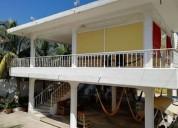 En venta casa con alberca cerca de las playas de pie de la cuesta en acapulco de juárez