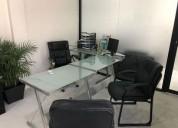 Renta de espacio corporativo de oficinas en excelente ubicacion 12 m2