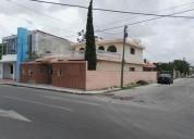 casa 2 niveles en esquina avenida transita con alberca 3 recamaras 3 dormitorios 357 m2