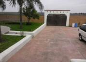 Hermosa quinta en venta allende n l 4900 m2