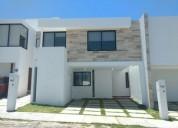 casa en venta en privada alberca y recamara en pb zibata queretaro 4 dormitorios 152 m2