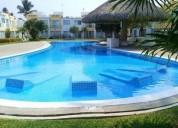 Renta casa 3 recamaras 2 banos jardin con alberca acapulco diamante 3 dormitorios