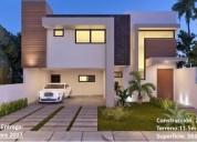 Residencia al norte de merida en conkal con alberca 3 dormitorios 385 m2