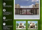 Privada en leon moderno casa nuevas de 3 recamaras 3 dormitorios 90 m2