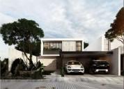Residencia en privada arborea modelo b con 4 habitaciones y sala de tv 411 m2