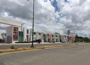 Locales comerciales en renta ixtacomitan 40 m2