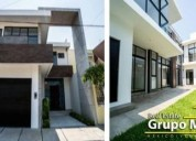 Residencia en venta para estrenar en costa de oro boca del rio ver 3 dormitorios 350 m2