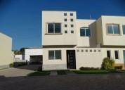 Maginifica casa en condominio residencial zona sur 3 dormitorios