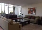 Renta espectacular departamento en misiones santa fe 87 000 00 6 dormitorios 316 m² m2