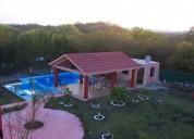 Renta de quinta para fines de semana excelente ubicacion 4 000 00 5 dormitorios 160 m² m2