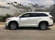 Toyota highlander 3 5 xle v6 at 2015 360 000 00 gasolina 12500 kms