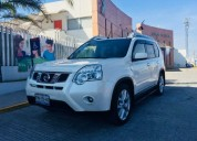 2014 nissan x trail exclusive 4x4 maximom equipo 233 500 00 gasolina 12500 kms