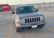 Jeep patriot 2 4 sport 4x2 at 87 298 00 gasolina 12500 kms