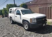 Chevrolet silverado 2012 oportunidad barata buen manejo 142 000 00 gasolina 9000 kms