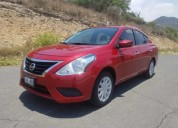 Nissan versa 1 6 sense l4 man at 138 000 00 gasolina 12500 kms