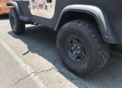 Jeep wrangler 1995 86 000 00 gasolina 12500 kms