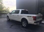 Ford lobo 3 5 platinum cabina doble 4x4 mt 599 000 00 gasolina 12500 kms