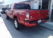 Toyota tacoma 2014 4p trd sport 4 0 aut gasolina 87344 kms automáti