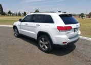 Grand cherokee 2014 limited gasolina 80000 kms manual