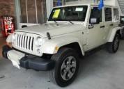 Jeep wrangler shara gasolina 9870 kms automáti