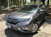 Honda crv 2015 gasolina 60500 kms automáti