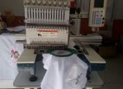 Embtec venta de máquina bordadora 65 mil