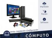 Venta, reparación y manto de computadoras
