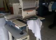Embtec ofrece maquina bordadora
