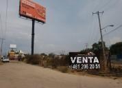 Terreno comercial en esquina av. araucarias