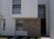 casa en renta puerta natura coto 5