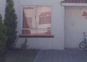 Se renta casa semi amueblada 2 dormitorios
