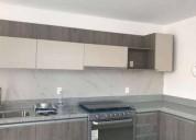renta casa nueva refugio residencial 3 dormitorios.