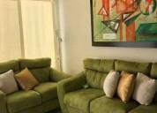Casa amueblada en renta campo palmyra 2 dormitorios