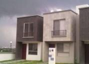 Renta casa en residencial del parque 2 dormitorios