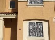Casa fraccionamiento vista hermosa 2 dormitorios