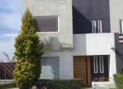 casa en renta en foresta dream lagoons en metepec 3 dormitorios 150 m² m2