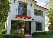 Renta casa a una cuadra plan de ayala sanborns 4 dormitorios