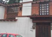 Renta casa colonial en coyoacan 3 dormitorios