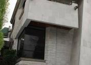 Casa en renta virreyes lomas de chapultepec 3 dormitorios 500 m² m2